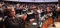Reporte Legislativo: Senado de la República, Martes 1 de octubre de 2019
