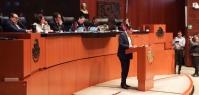 Reporte Legislativo: Senado de la República, Jueves 3 de octubre de 2019