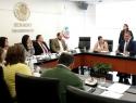 Concluyen las comparecencias de aspirantes a dirigir la CNDH