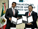Apoyará Qatar a México en sector energético