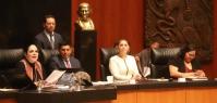 Reporte Legislativo, Senado de la República: Martes 26 de Noviembre de 2019