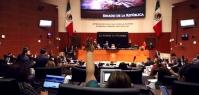 Reporte Legislativo, Senado de la República: Jueves 13 de Febrero de 2020