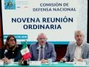 Actualizarán marco legal con Foro de Seguridad Nacional