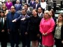 Diputados ratificaron nombramientos de dos funcionarios del SAT