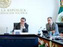 Urge Senado a López Gatell instalar Consejo de Salubridad