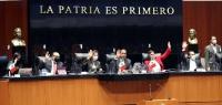 Reporte Legislativo, Senado de la República: Martes 15 de Septiembre de 2020
