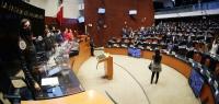 Reporte Legislativo, Senado de la República: Martes 9 de Febrero de 2021