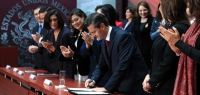 Iniciativa de cuota de género de EPN pasa a comisiones del Senado