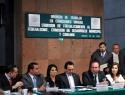 Alcaldes solicitan a diputados suscribir Acuerdo por Municipios