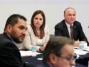Impulsan en el Senado proyecto de ley para el desarrollo fronterizo