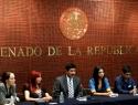 Que Senado abra debate en defensa de la libre manifestación, piden legisladores