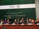 Promulga Peña Reforma Anticorrupción
