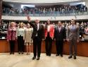 Ratifica Senado a Miguel Basáñez como embajador en EU