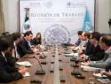 Se reúne Alto Comisionado de la ONU con Segob y PGR