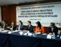 Analizan integración de la Ley General en materia de desaparición forzada