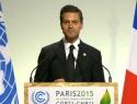 México presidirá sesión de Jefes de Estado y de Gobierno de la COP21
