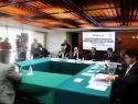Entrevistan a aspirantes a Consejo Consultivo del Canal del Congreso