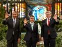Asistirá Peña a la Cumbre de Líderes de América del Norte