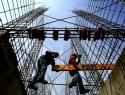 Reducen producción empresas constructoras