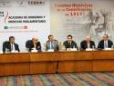 Instalan Academia de Gobierno y Derecho Parlamentario en Cámara de Diputados