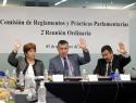 Aprueba Comisión dictamen para reglamentar procedimiento de las iniciativas preferentes