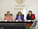 Comparecen aspirantes al Consejo Consultivo de la CNDH