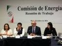 Comisión de Energía en Senado espera propuesta de nombramientos en Pemex y CFE