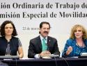Emite Comisión Especial opinión favorable sobre iniciativa que expide Ley General de Movilidad