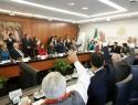 Reinicia Senado designación de presidente del IFT