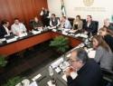 Retoma Senado actividades; lleva a cabo sesión postergada por sismos