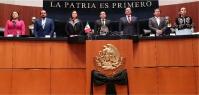 Reporte Legislativo, Senado de la República: Martes 26 de Septiembre de 2017