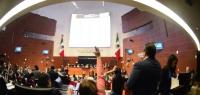 Reporte Legislativo, Senado de la República: Martes 3 de Octubre de 2017