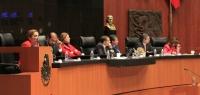 Reporte Legislativo, Senado de la República: Lunes 30 de Octubre de 2017